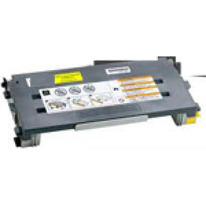 Brother TN04 Yellow Compatible laser toner 6k