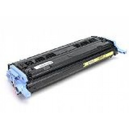HPQ6002A Compatible yellow toner Cartridge